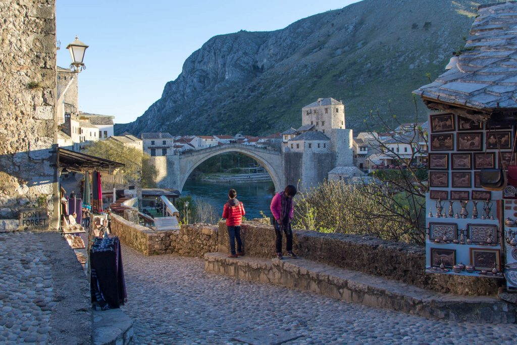 Oude stad - Mostar
