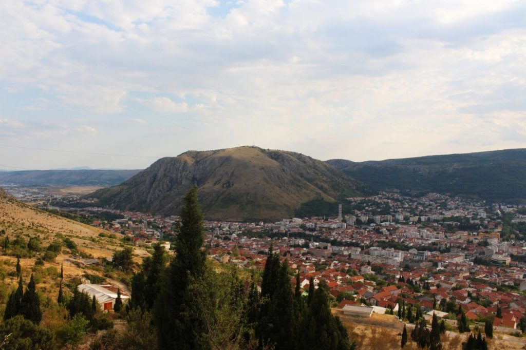 Mostar - Go Live Go Travel - Hum Mountain