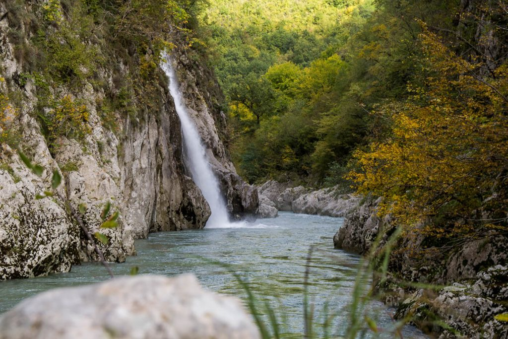 De Neretva Canyon