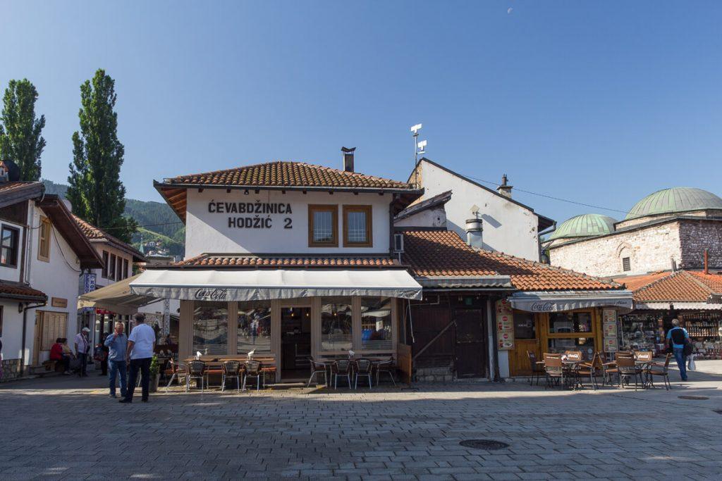 Uiteten in Sarajevo