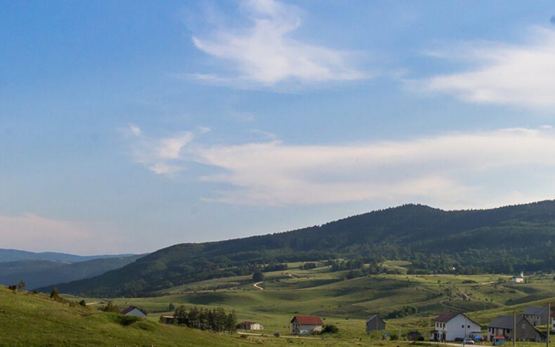 Bosnië in 4K
