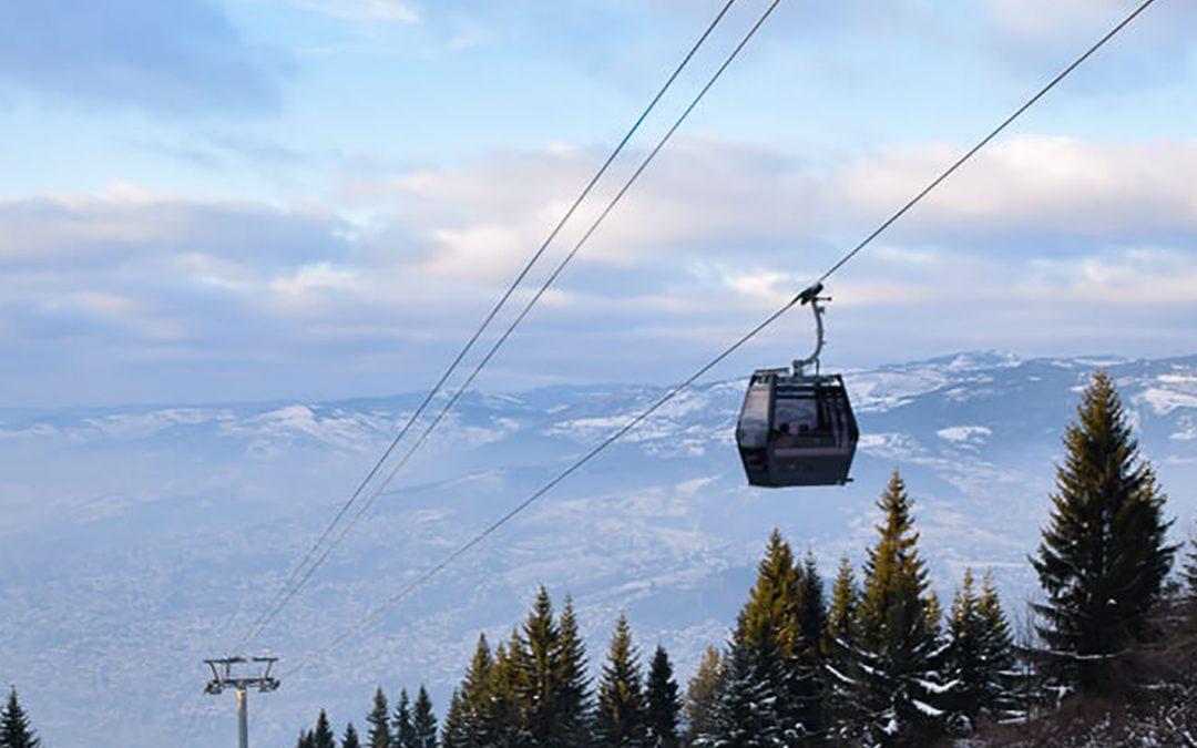 Waarom Sarajevo in de winter het mooist is