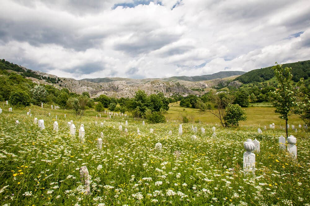 Vucko Trail Bosnië en Herzegovina