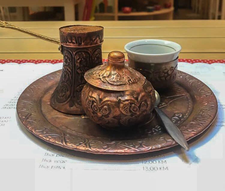 Het Bosnische koffieritueel