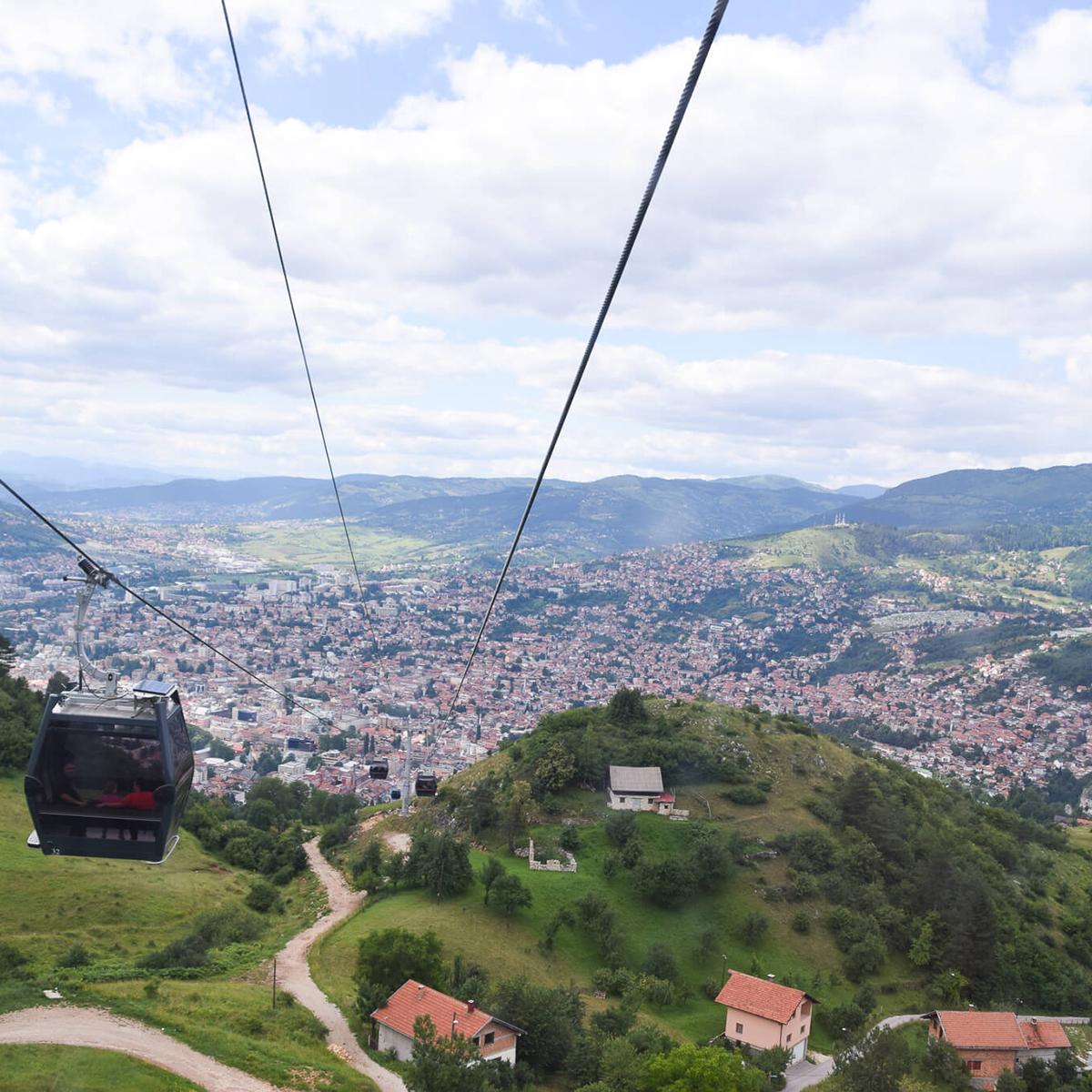 Hikes vanuit Sarajevo