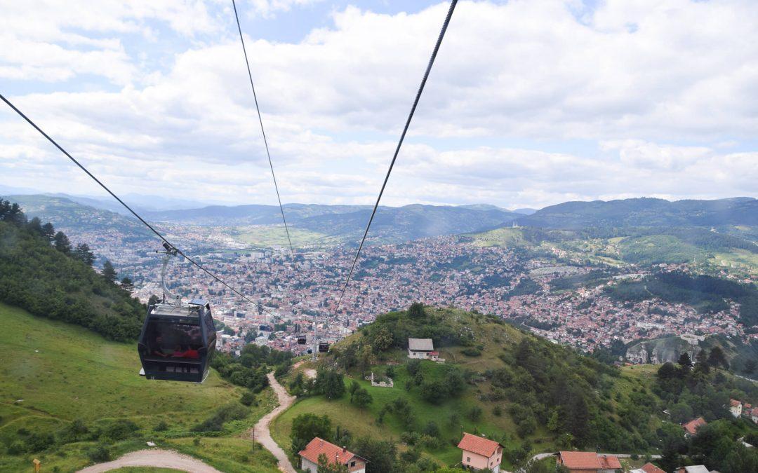 De mooiste hikes vanuit Sarajevo