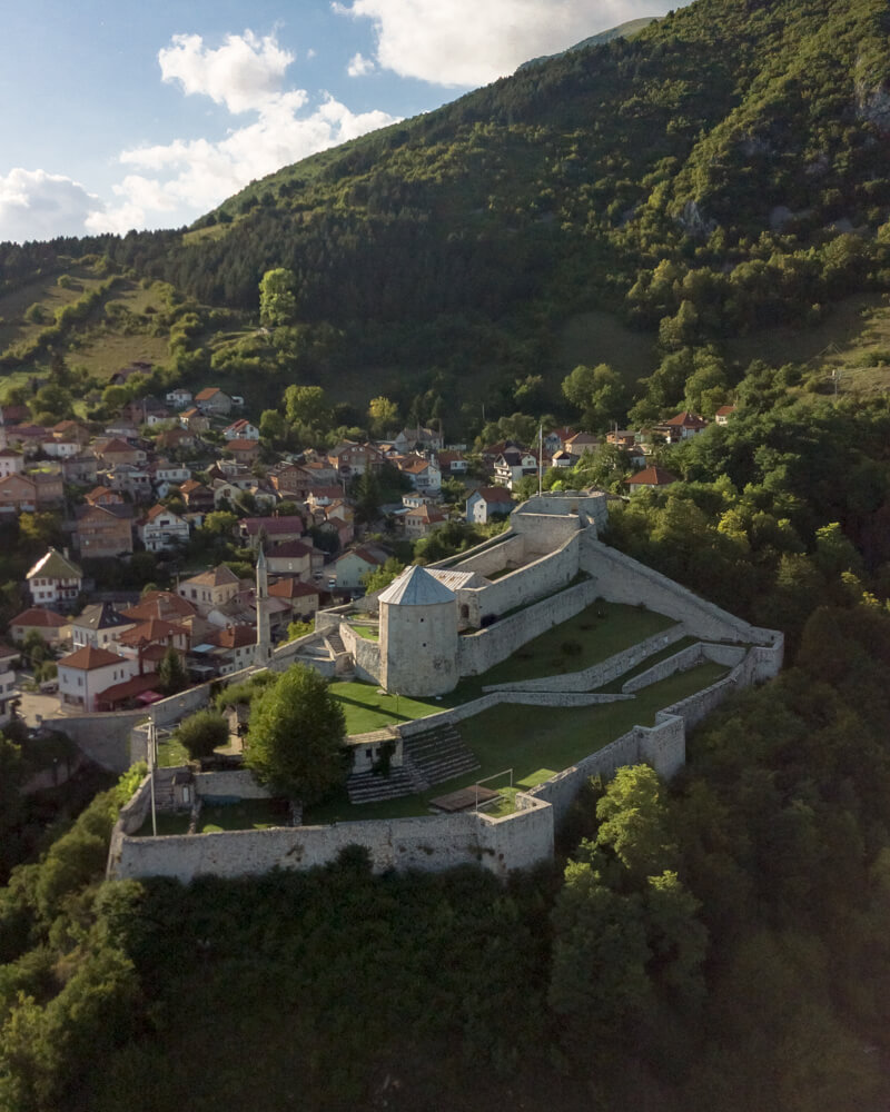 Travnik kasteel