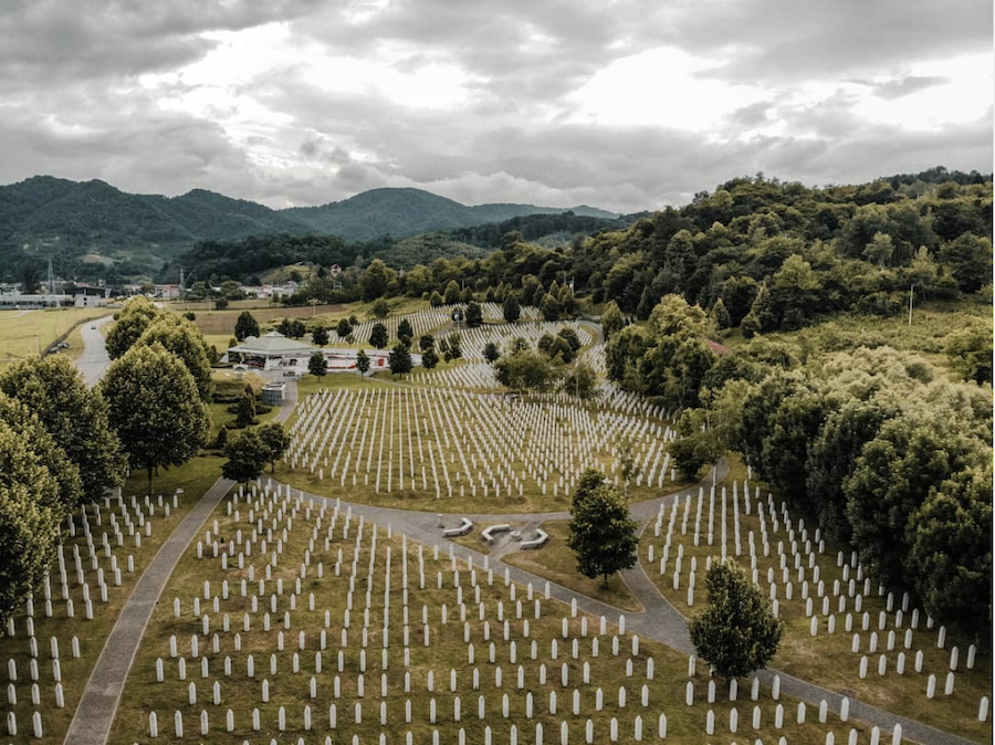 Srebrenica Potocari