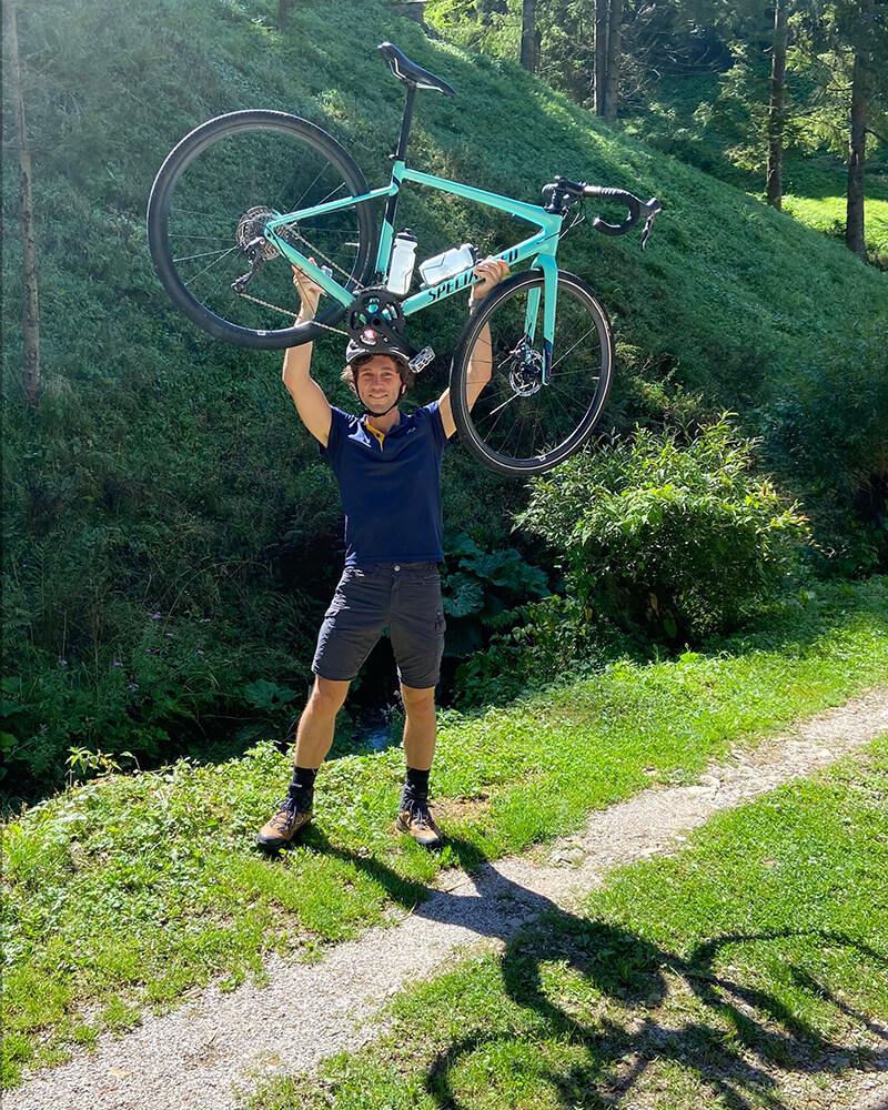fietsen voor Srebrenica 2021